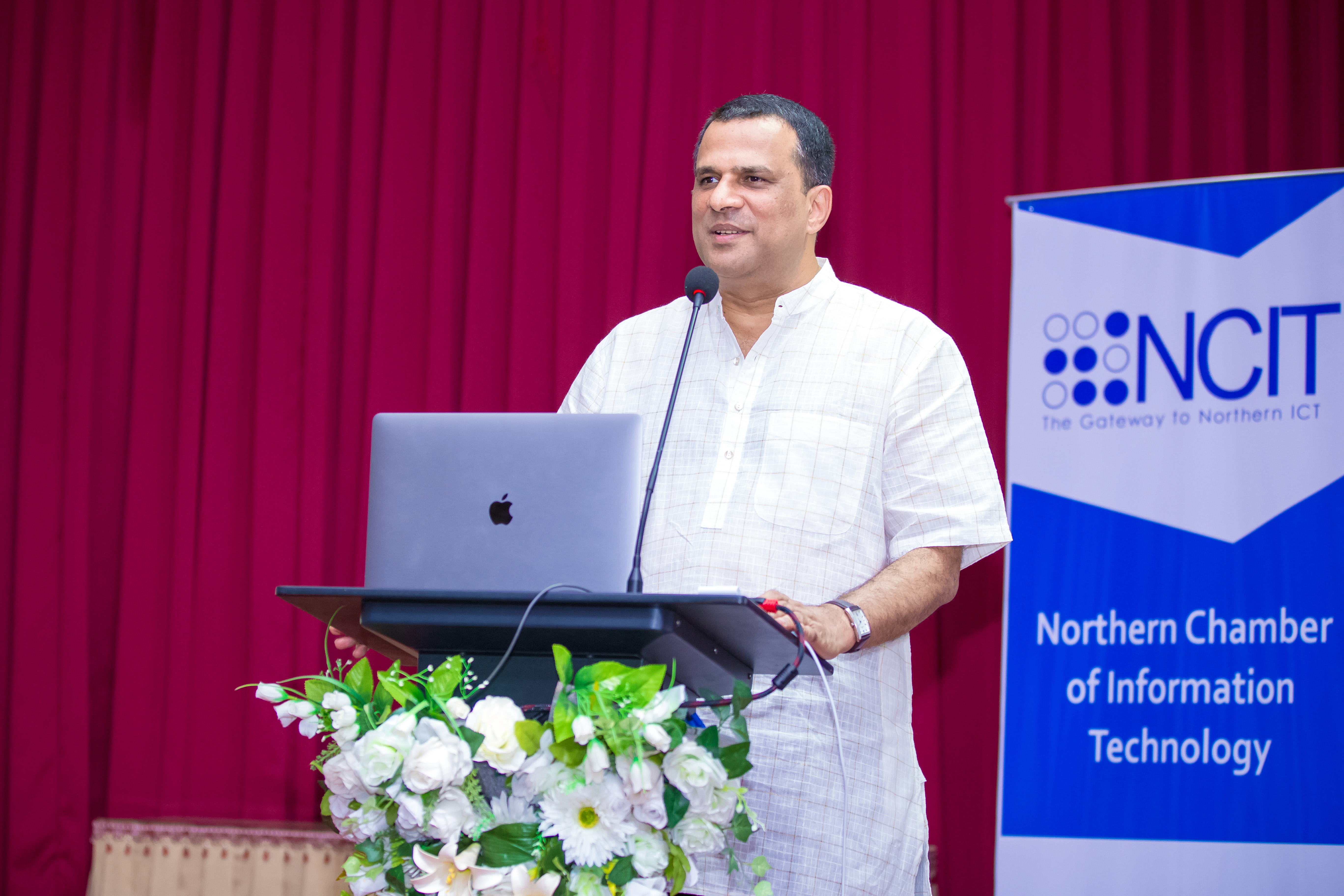 NCIT's first ever tech-talk in Jaffna