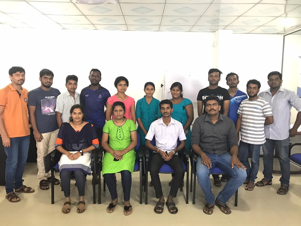Sirakukal  Organized Workshop with the support of NCIT