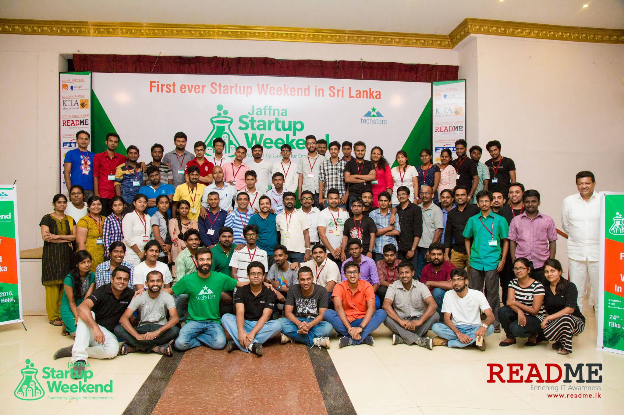 Startup Weekend Jaffna is the Milestone for NCIT