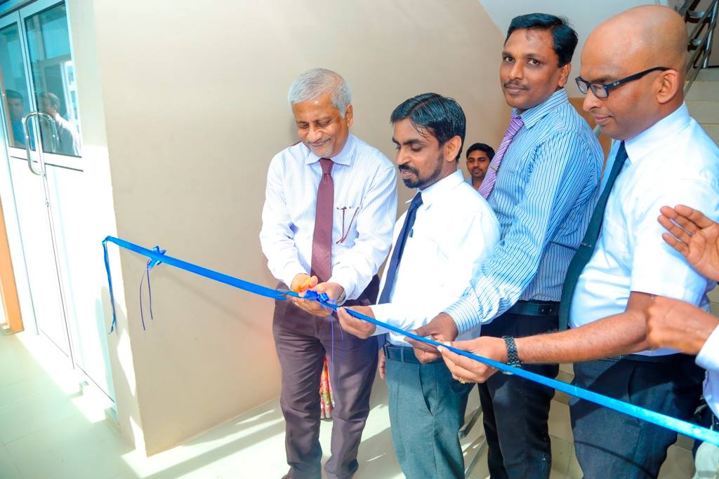 NCIT Business Incubation center declared open